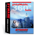 The globalMobile 360 Suite provides an enterprise with a complete mobile database development solution