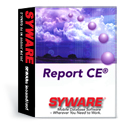 Report CE software adds reporting, printing, and graphing capabilities to mobile database applications